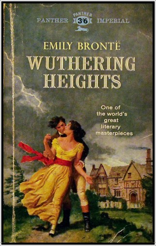 Panther Imperial Wuthering Heights book cover
