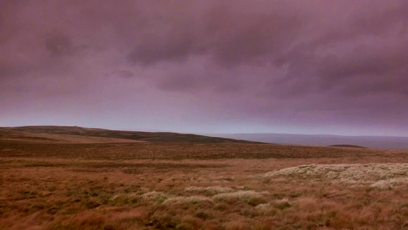 Yorkshire Moors - Wuthering Heights